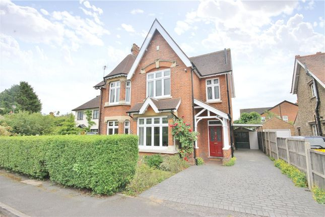 4 bed detached house for sale in Rusham Park Avenue, Egham, Surrey