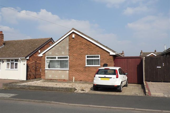 Thumbnail Detached bungalow for sale in Bagnall Street, Ocker Hill, Tipton