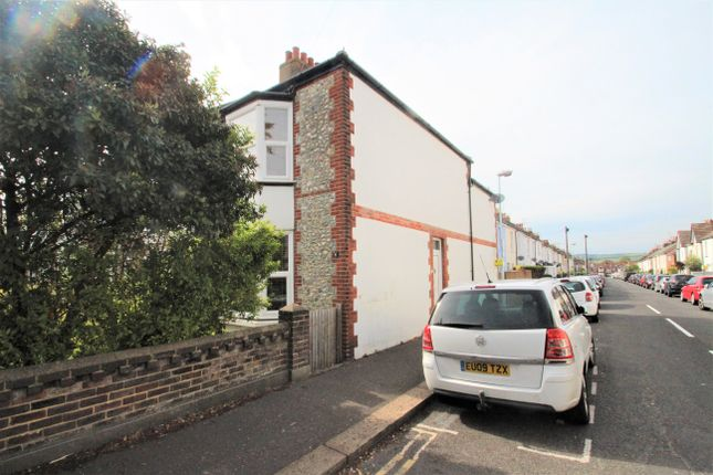 Thumbnail 2 bed end terrace house to rent in Lyndhurst Road, Worthing