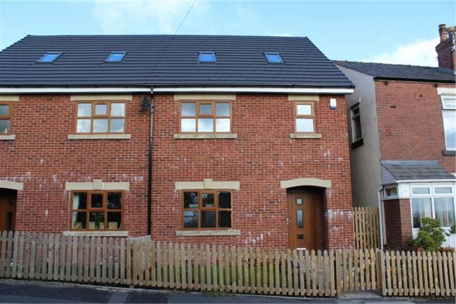 Thumbnail Semi-detached house for sale in Thornham Road, Shaw, Oldham, Lancashire
