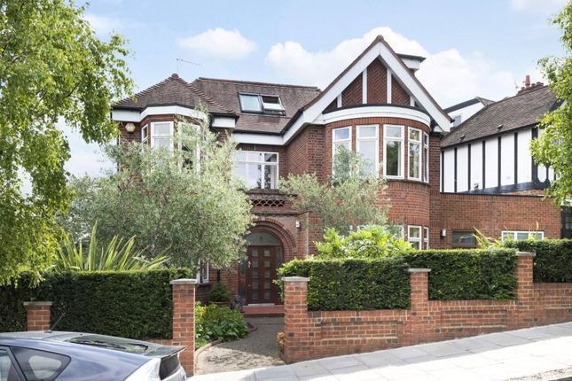 Thumbnail Detached house for sale in Connaught Gardens, Muswell Hill, London