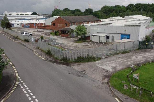 Thumbnail Light industrial to let in Birchwood Way, Birchwood Way, Cotes Park Industrial Estate