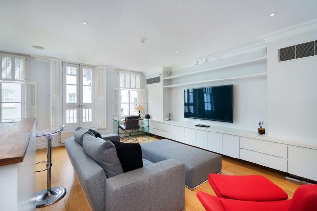 2 bed terraced house to rent in Montpelier Walk, Knightsbridge, London SW7