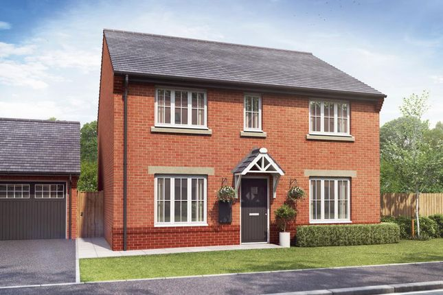 "Thumbnail Detached house for sale in ""Plot 201 - The Thornford"" at Hoyles Lane, Cottam, Preston"