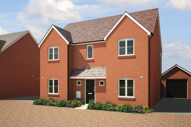 """Thumbnail Detached house for sale in """"The Cartmel"""" at Fogwell Road, Botley, Oxford"""