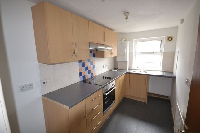 Thumbnail Flat to rent in St. Davids Place, Lammas Street, Carmarthen