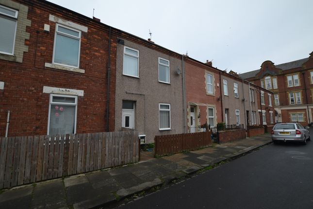 2 bed terraced house to rent in Rowley Street, Blyth, Tyne And Wear NE24
