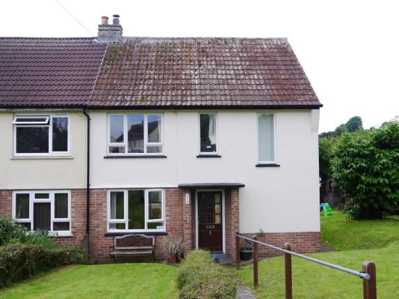 Thumbnail Semi-detached house for sale in Court Close, Bradpole, Bridport