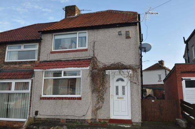 Thumbnail Semi-detached house to rent in Alwinton Gardens, Gateshead, Tyne And Wear