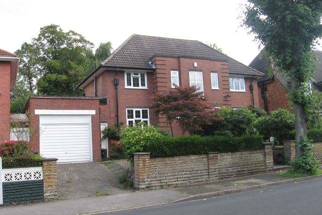Thumbnail Detached house to rent in Brecon Road, Perry Barr, Birmingham