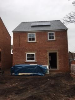 Thumbnail Detached house for sale in Belgrave Street, Chester, Cheshire