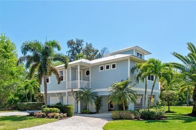 Thumbnail Property for sale in 383 Firehouse Ln, Longboat Key, Florida, 34228, United States Of America