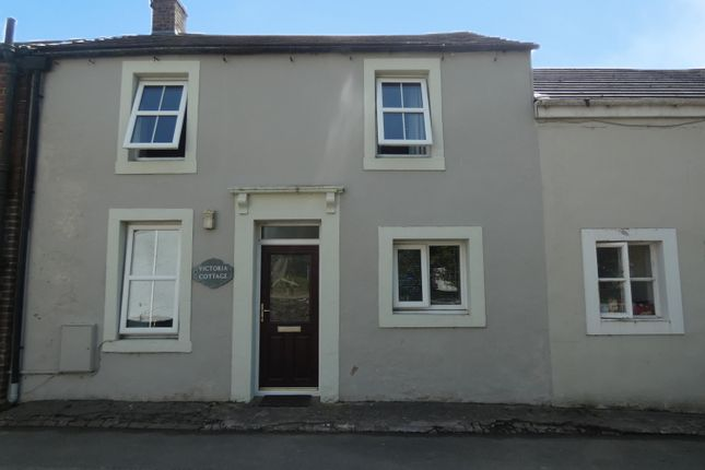 Thumbnail Terraced house for sale in Birch Hill Lane, Kirkbride, Wigton