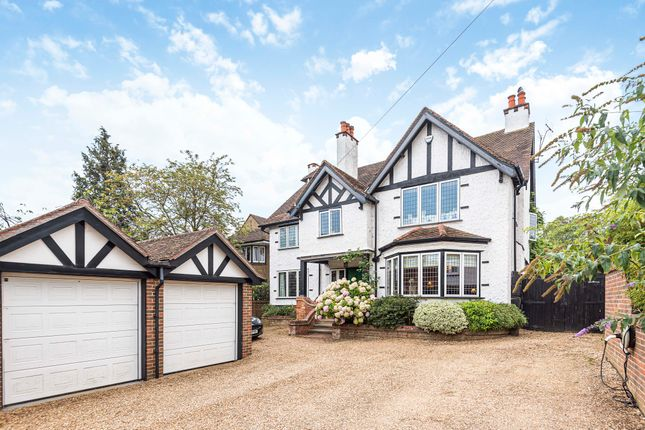 Thumbnail Detached house for sale in Braywick Road, Maidenhead