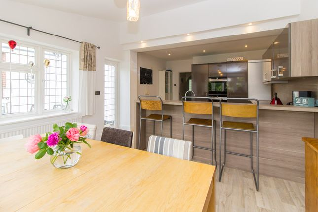 Thumbnail Semi-detached house for sale in Kenilworth Gardens, Westcliff-On-Sea