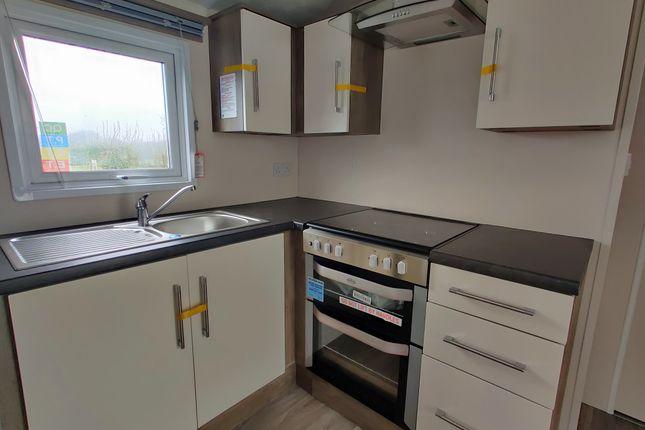 Kitchen of Greenfields Holiday Park, Nr. Llangranog SA44
