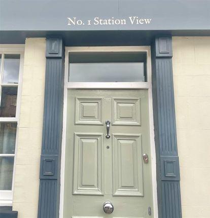Thumbnail Flat for sale in Station Approach, Burton Street, Melton Mowbray