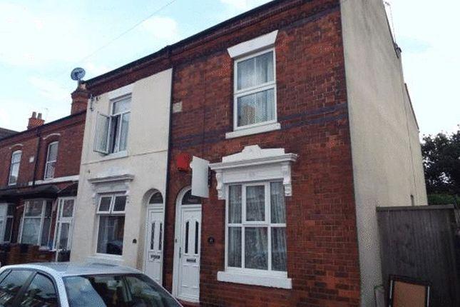 Thumbnail Property for sale in Hampton Road, Erdington, Birmingham