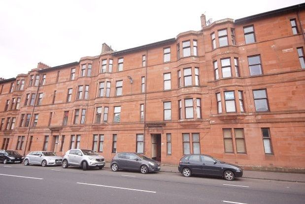 Thumbnail Flat to rent in Holmlea Road, Glasgow