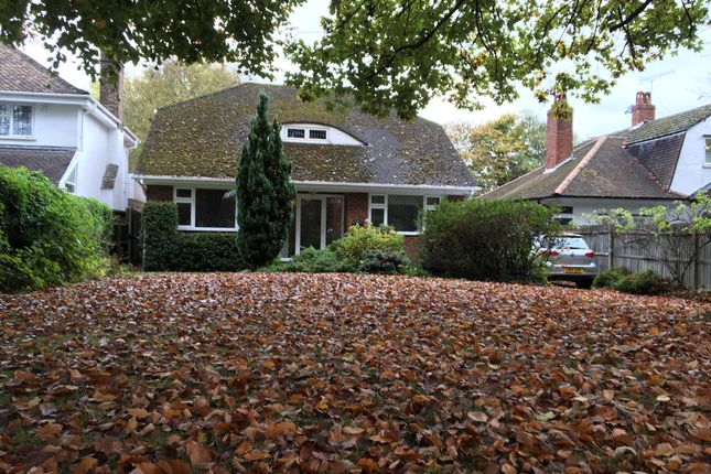 Thumbnail Detached house for sale in Reigate Road, Ewell