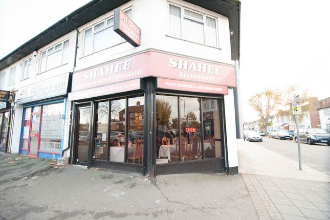Thumbnail Restaurant/cafe for sale in The Broadway, Southall