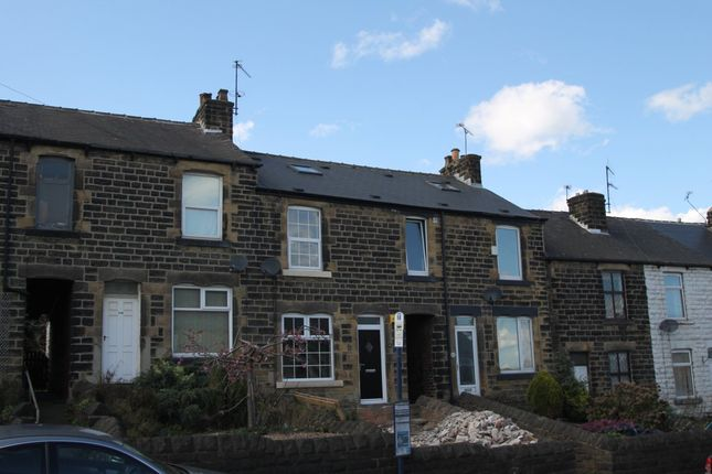 3 bed terraced house for sale in Cross Hill, Ecclesfield, Sheffield S35