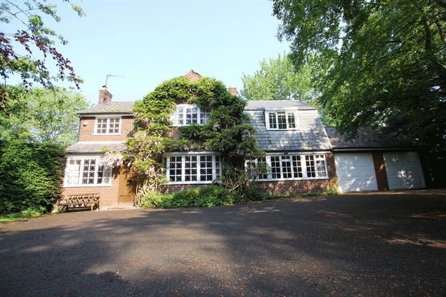 Thumbnail Detached house for sale in Mill Lane, Ness, Cheshire