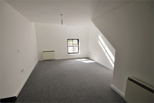 Thumbnail Flat to rent in Albert Street, Mansfield