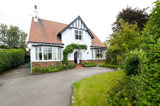 Thumbnail Detached house for sale in Greenacre, Higher Lane, Lymm