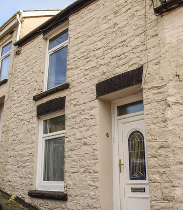 Thumbnail Terraced house to rent in John Street, Treherbert