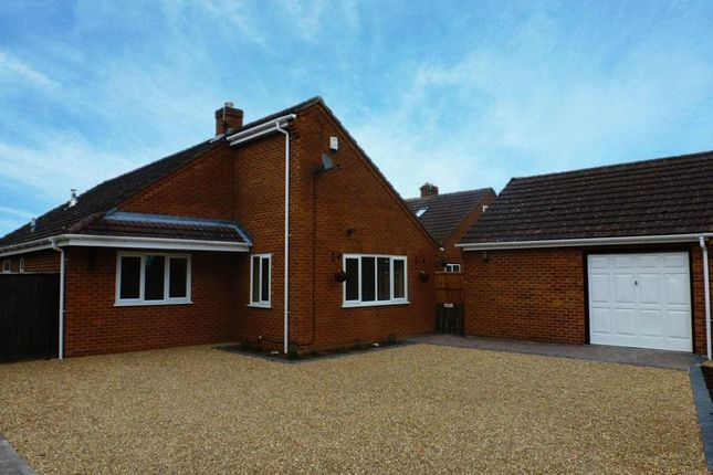 Thumbnail Bungalow to rent in South Street, Hockwold, Thetford