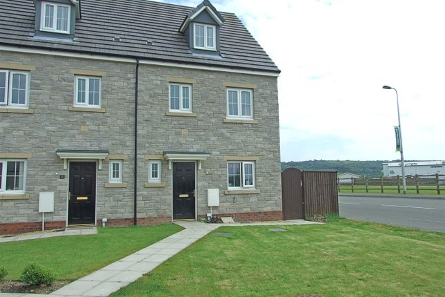 Thumbnail Semi-detached house for sale in Heol Waunhir, Carway, Kidwelly