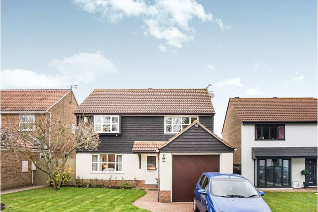 Thumbnail Detached house for sale in Waters Place, Gillingham