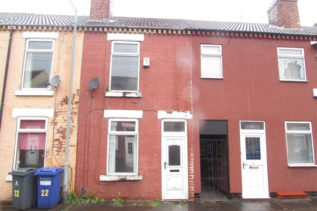 Thumbnail Terraced house for sale in Belmont Street, Mexborough