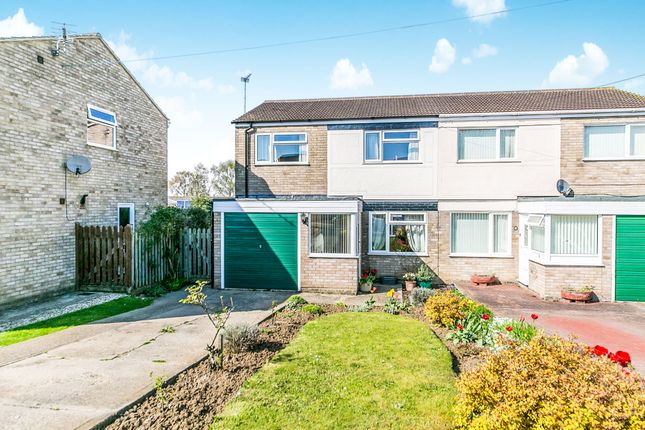 Thumbnail Semi-detached house for sale in Kings Road, Glemsford, Sudbury