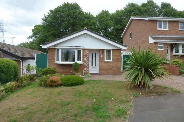 Thumbnail Bungalow for sale in Stableford Close, Harborne, Birmingham