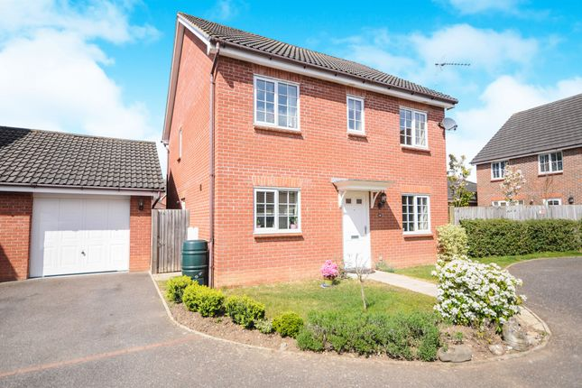 Thumbnail Detached house for sale in George Road, Thetford