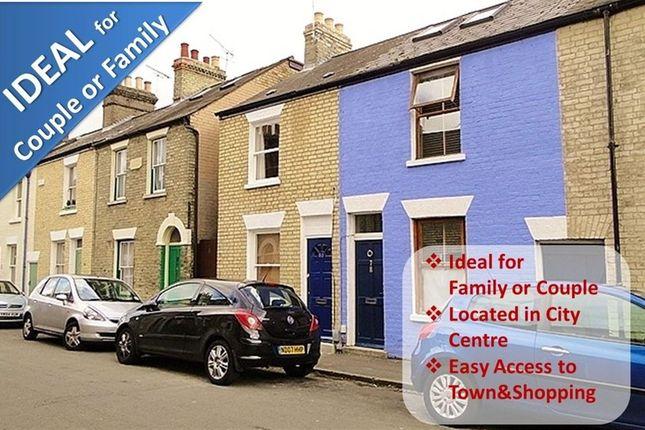 Thumbnail Property to rent in Sturton Street, City Centre, Cambridge