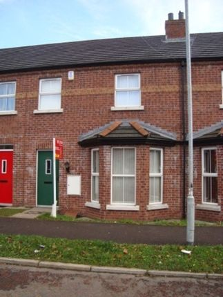 Thumbnail Terraced house to rent in Lewis Avenue, Belfast