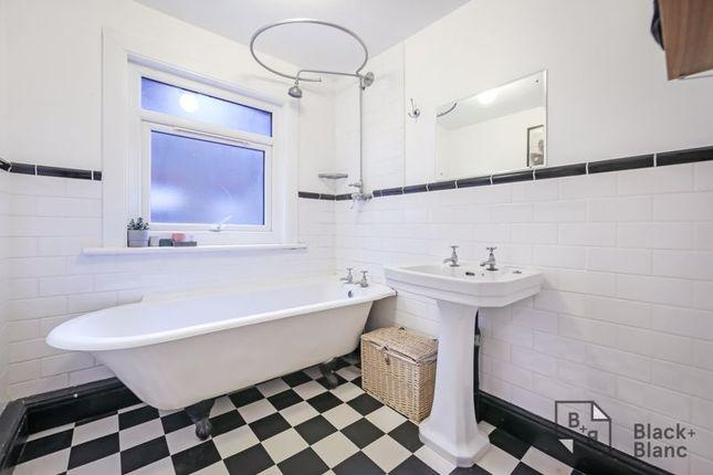 Bathroom of Vincent Road, Addiscombe, Croydon CR0