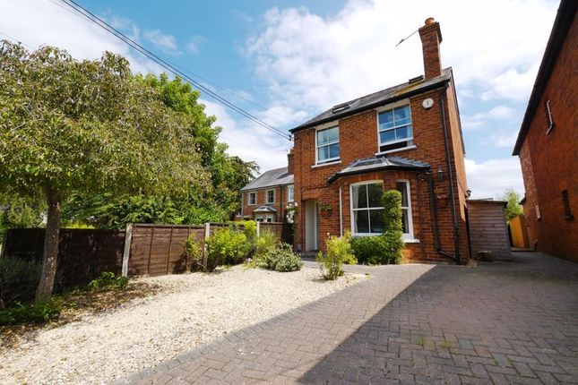 Detached house for sale in Station Road, Cholsey, Wallingford