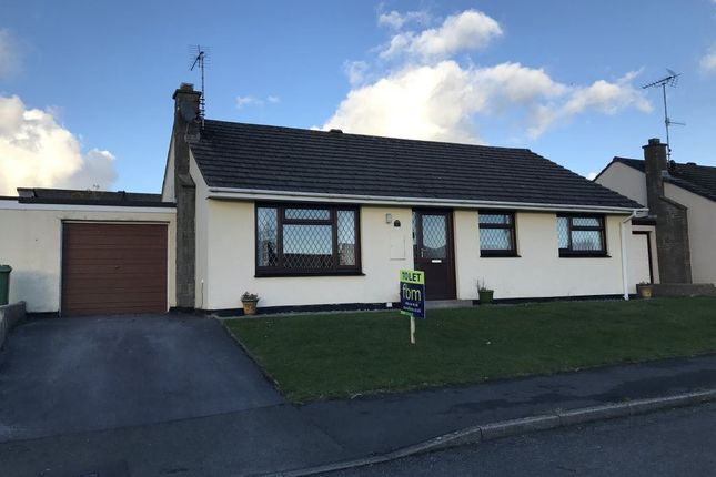 Thumbnail Bungalow to rent in Mayfield Acres, Kilgetty, Pembrokeshire