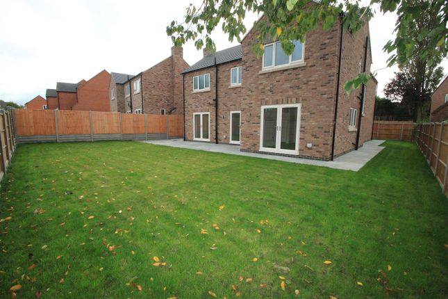 Thumbnail Detached house for sale in Coventry Road, Burbage, Hinckley