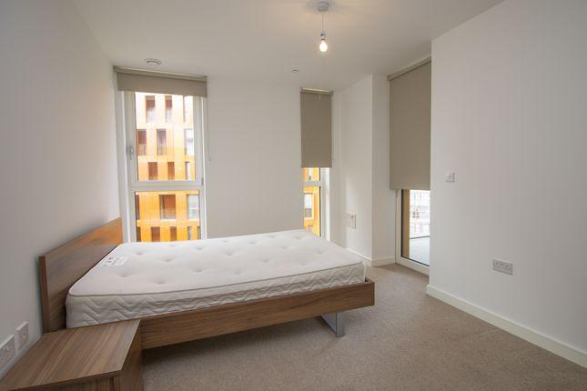 Bedroom of Enderby Wharf, Loop Court, Greenwich SE10