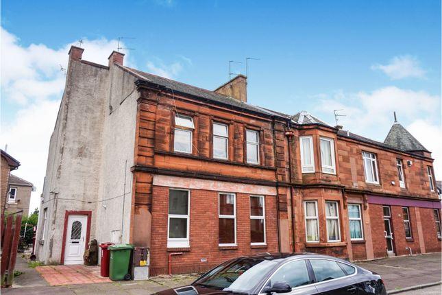 The Property of Nelson Street, Grangemouth FK3