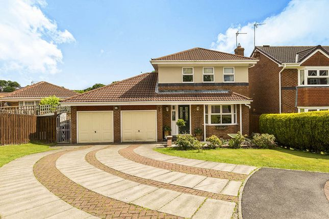 Thumbnail Detached house for sale in Bronte Court, Crook
