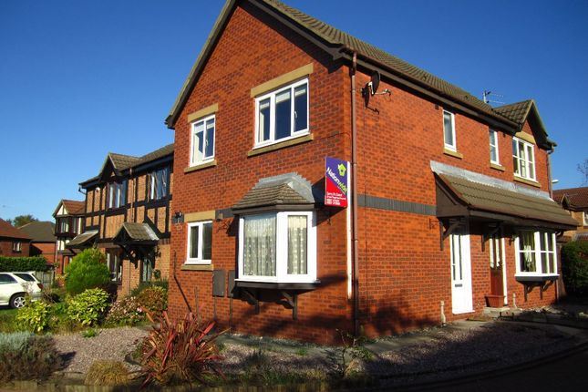 Thumbnail Terraced house to rent in Stratfield Place, Leyland, Preston