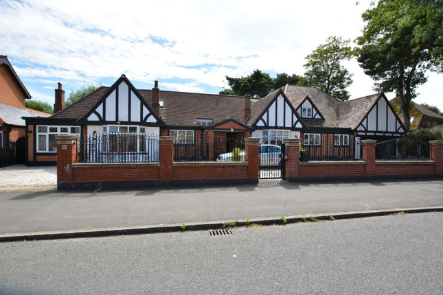 Thumbnail Detached bungalow for sale in Parkstone Avenue, Emerson Park, Hornchurch, Essex