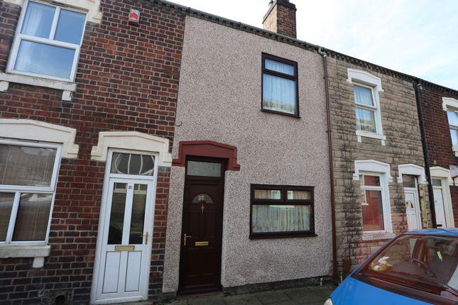 Thumbnail Terraced house to rent in Masterson Street, Fenton