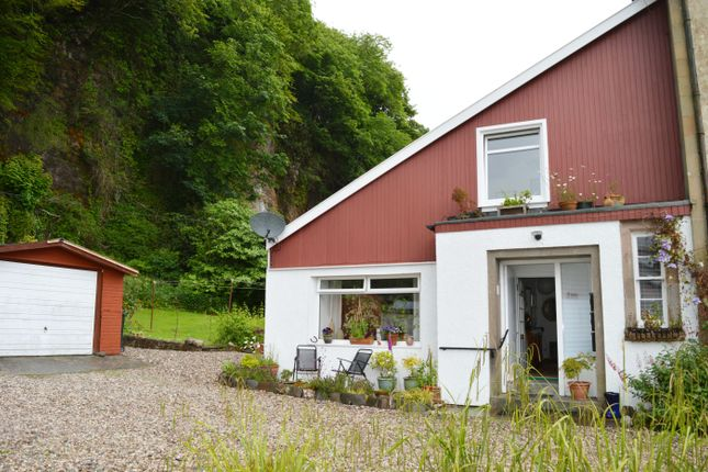 2 bed cottage for sale in Undercliffe Cottage, 20 Craigmore Road, Rothesay, Isle Of Bute